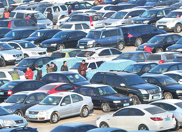 Better Used Car Market May Clear Way For Firsthand Sales