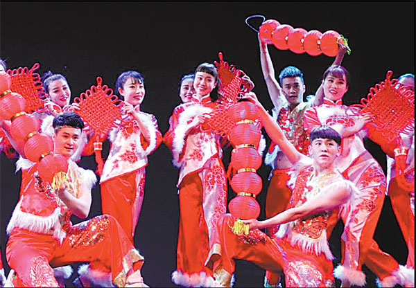 Chinese new year takes center stage in LA
