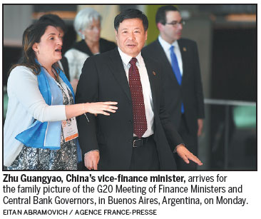 G20 meeting in Argentina eclipsed