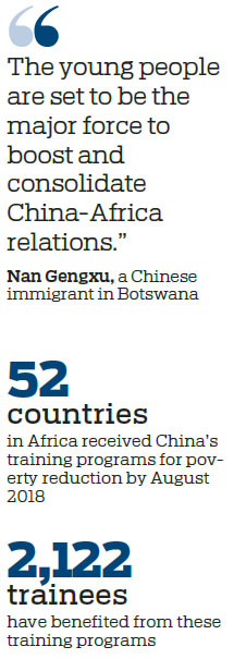 Sino-African ties, with help from BRI, growing stronger than ever