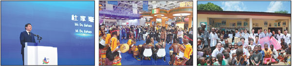 Hunan creating goodwill by sharing its resources with Africa