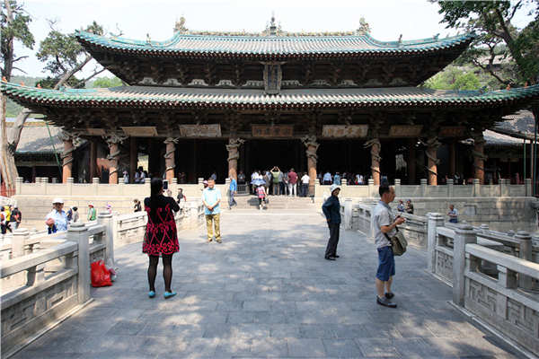 Shanxi in the eyes of foreigners[1]