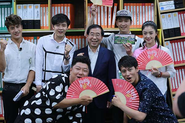 New reality show stands out from crowd on Chinese TV[1]