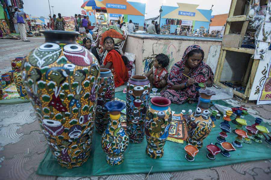 Handicraft India Fair Handicraft Fair in Calcutta