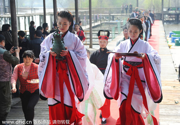 Chinese culture dating customs