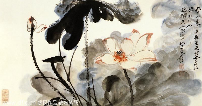 Zao Wou-ki: Painting beyond words (1920-2013) - CNN.com