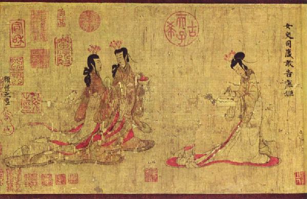 Culture Insider: Chinese cultural relics lost overseas