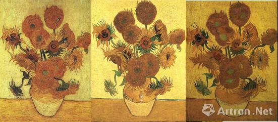Van Gogh And His 11 Sunflower Paintings8 Chinadaily