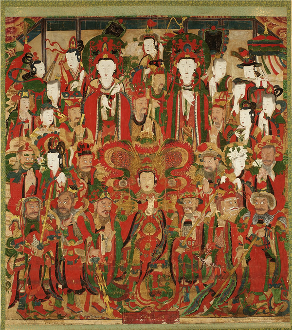 Three Cultures On Canvas At China 39 S National Museum 1