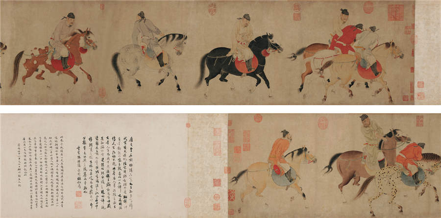 10 Most Valuable Chinese Paintings And Calligraphy In 2016