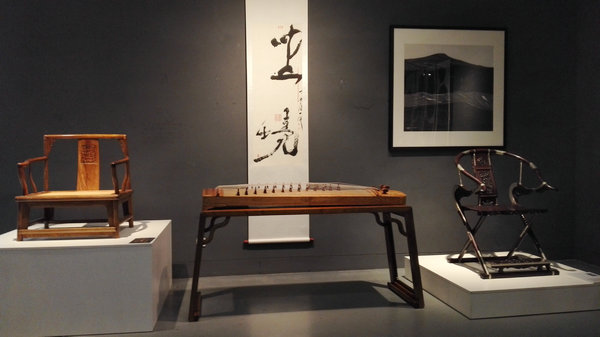 The Ongoing China Chair Exhibition At Tsinghua University Showcases 39  Pieces By Both Ancient Craftsmen And Modern Chinese Designers.