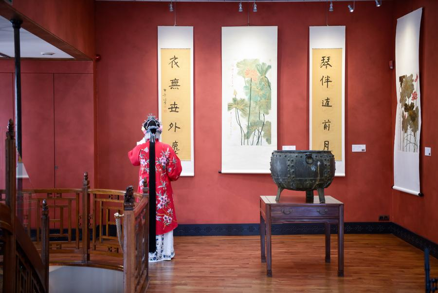 Glamour of Jao's Lotus: Exhibition of Lotus-themed Artworks by Professor Jao Tsung-I