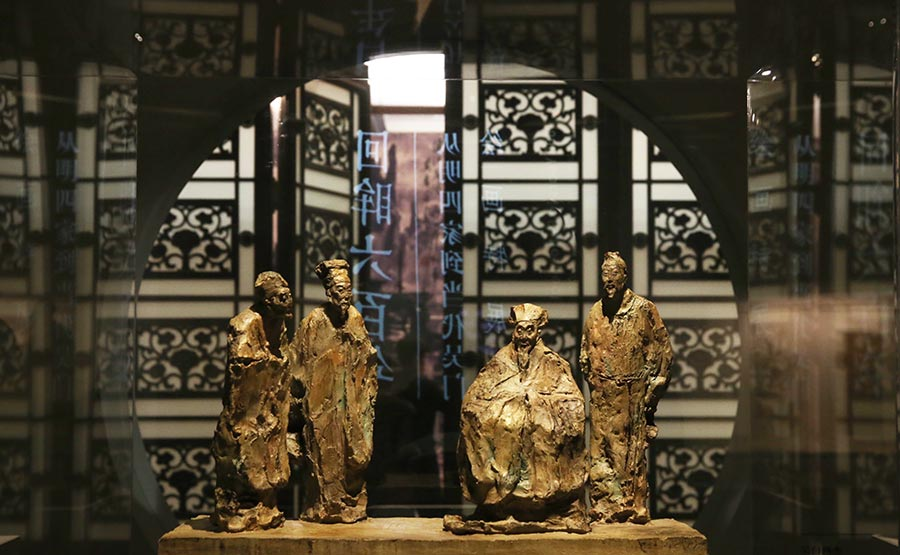 Exhibition celebrates Suzhou artists from Ming Dynasty on
