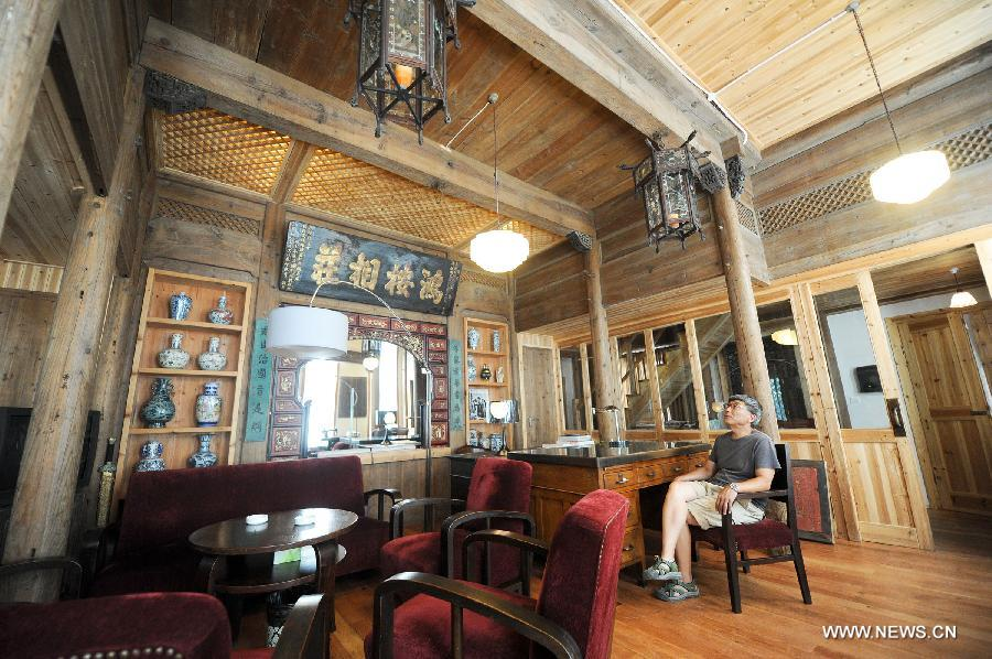 Ancient buildings rebuilt in E China village[1]|chinadaily.com.cn on chinese light house, chinese forest house, chinese school house, chinese people house, olden day chinese house, chinese house plans, chinese beach house, chinese food house, chinese villages in china, chinese christmas house, chinese drawings of people, old chinese house, chinese land, chinese traditions, chinese art house, chinese dome house, chinese urban house, chinese wood house,