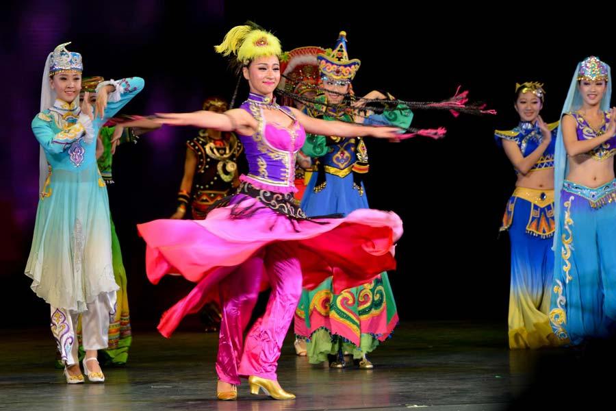 famous asian dancers