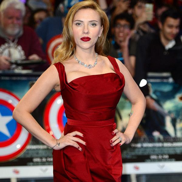 Scarlett Johansson quizzed Chris Evans on 'dirty' stories - Culture