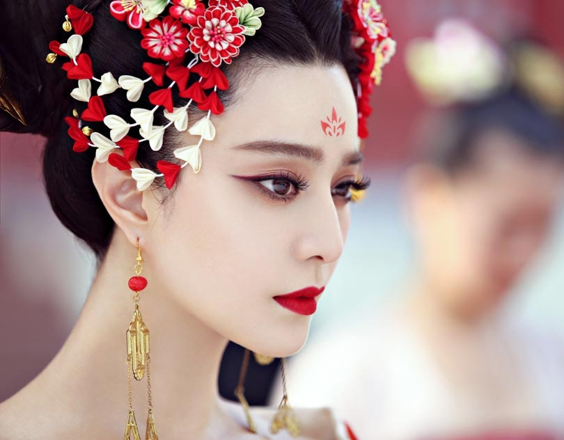 fan bingbing stars as empress of china 4 chinadaily com cn