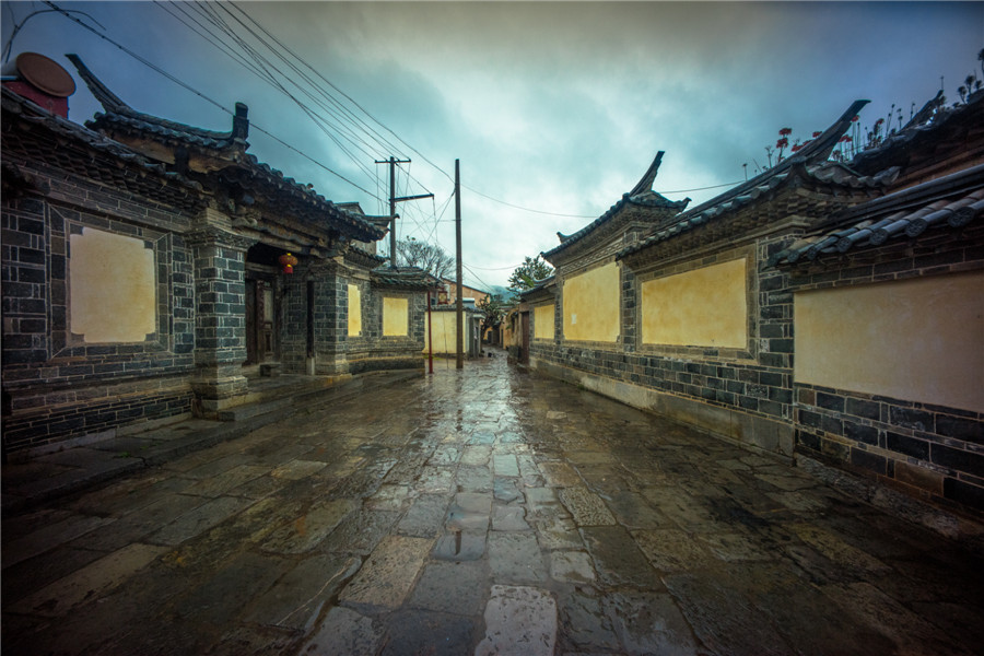Yunnan village protected in a time capsule