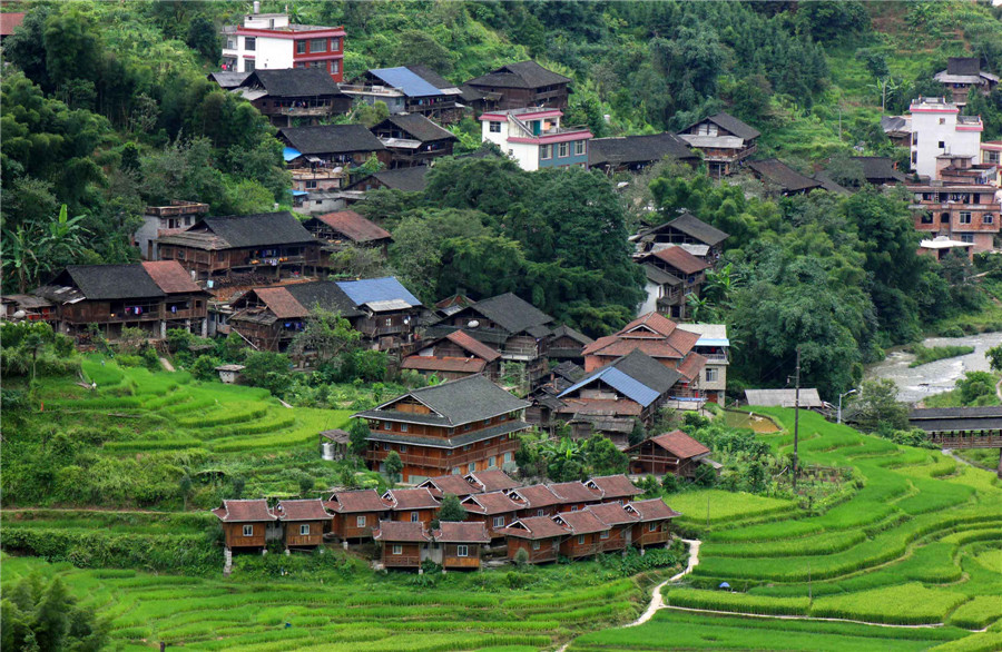 Traditional Villages Home Of Chinese Culture 1