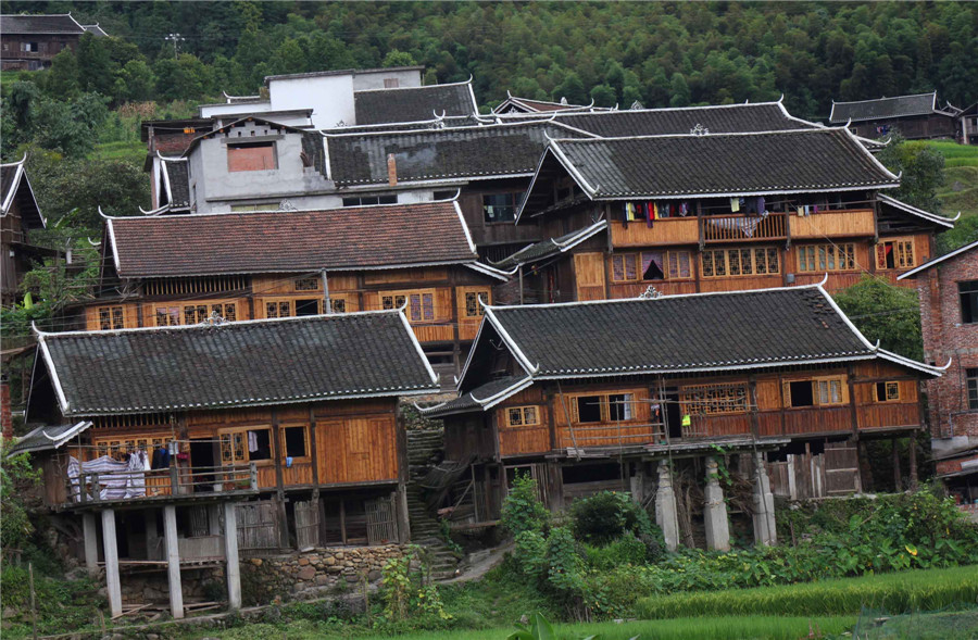 Traditional villages: Home of Chinese culture[2]- Chinadaily