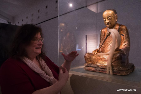 Dutch collector willing to return Buddha