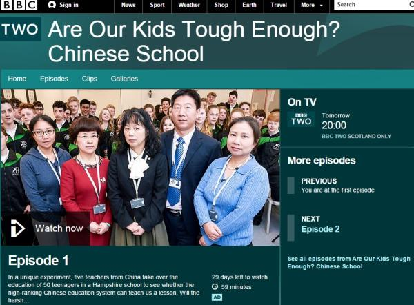 Chinese teachers in British classrooms spark global debate on education styles
