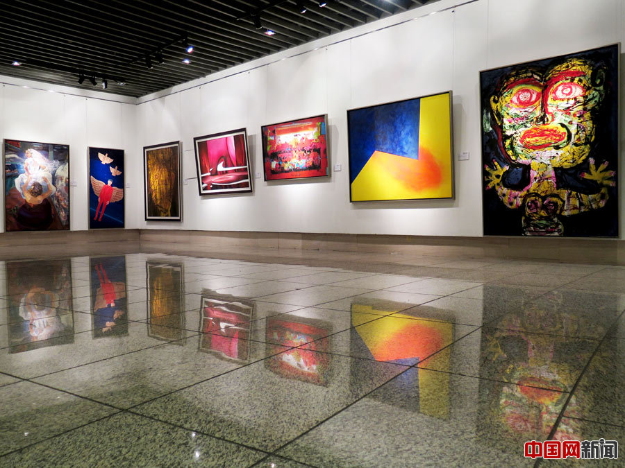 world art gallery