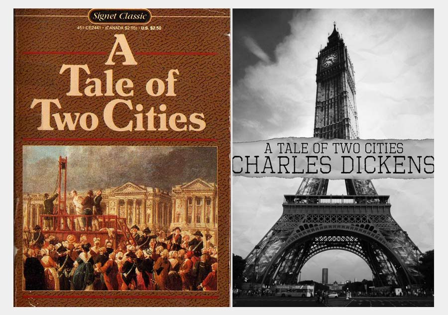 the best and worst of times in a tale of two cities by charles dickens It was the best of times, it was the worst of times, charles dickens writes in the opening lines of a tale of two cities as he paints a picture of life in england and france the year is late 1775, and jarvis lorry travels from london to paris on a secret mission for his employer, tellson's bank.