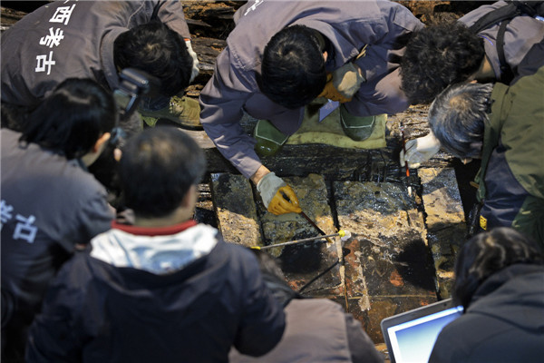 Portraits found in tomb may include image of Confucius