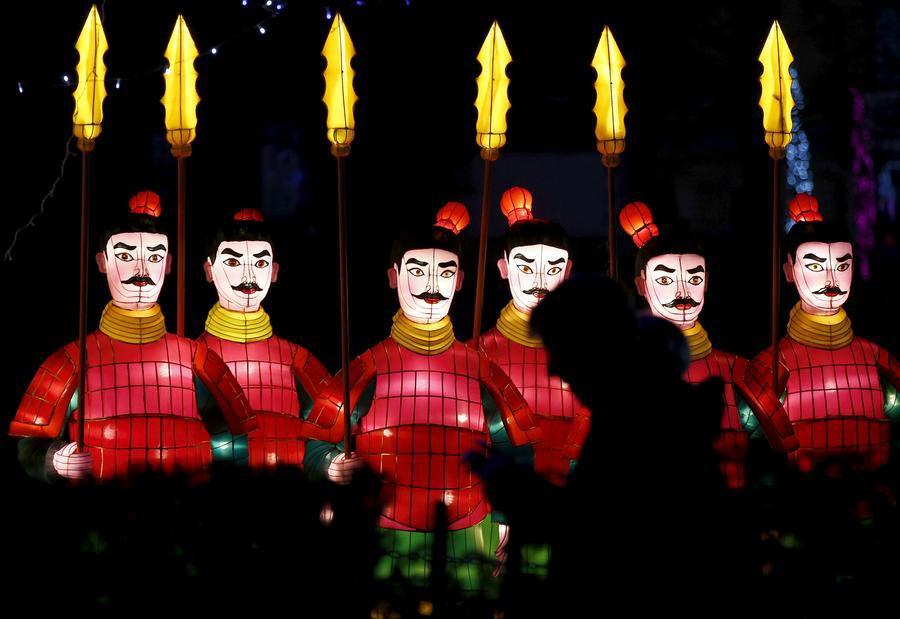 Magic Lantern Festival held in London