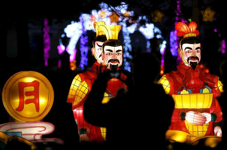 Magic Lantern Festival held in London