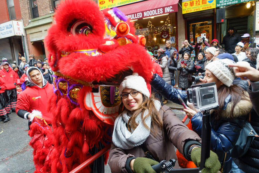 Chinese New Year 2016 Date February 8th | Year of the ...