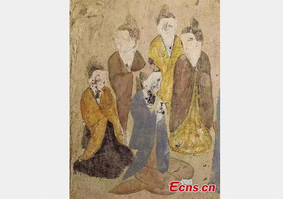 dunhuang women Listen to the women's history month stream relax dunhuang fantasy for organ and wind ensemble singapore symphony orchestra/lan shui, conductor.