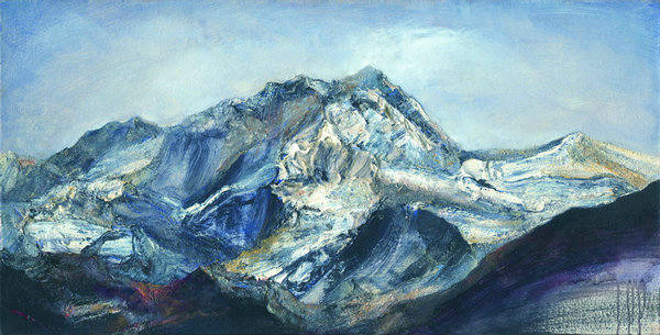 Chinese oil paintings shine in Stockholm
