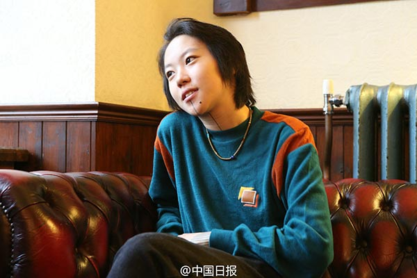 Exclusive: Dou Jingtong on influences from her family