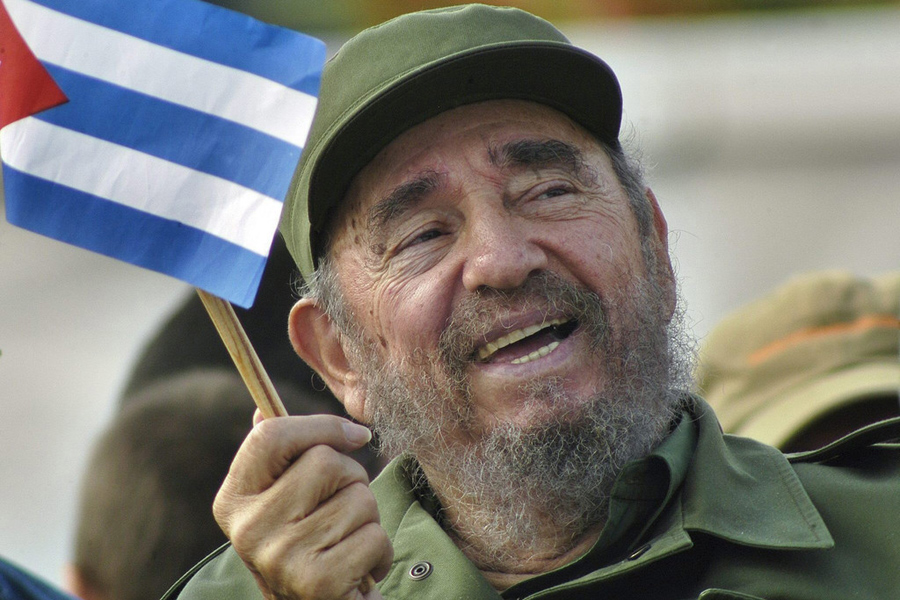 Fidel Castro: A leader with a trademark style