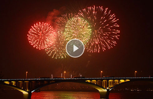 video how do people celebrate chinese lunar new year - When Is Chinese New Year Celebrated