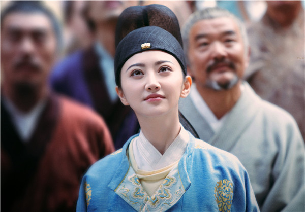 Top 10 TV drama queens in China (3) - Peoples Daily Online