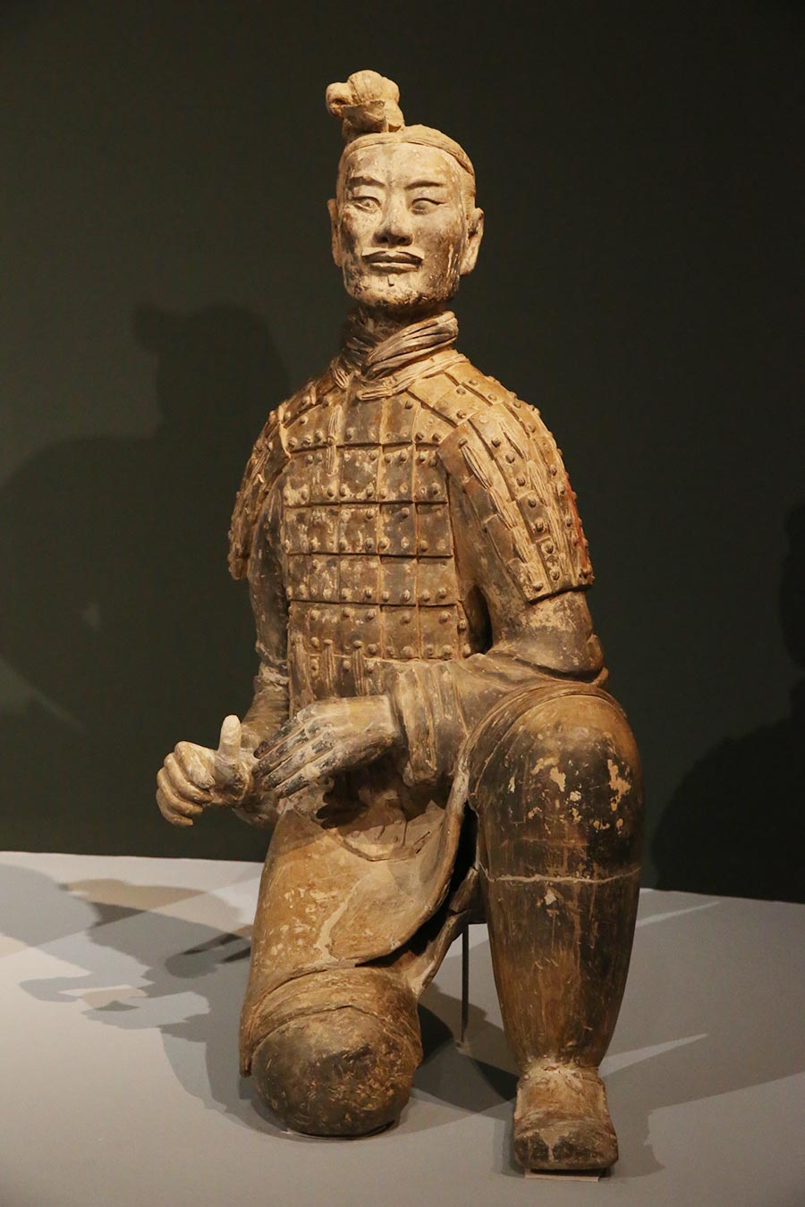 han and qin dynasties The qin dynasty only lasted for 15 years yet it is one of the most  emperor qin  ran his dynasty with absolute control  he called his dynasty the han dynasty.