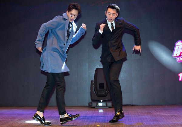 Pop idol Han Geng returns to 'The Ex-file' franchise