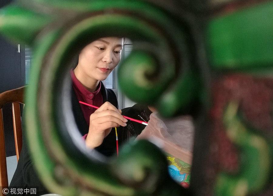 Inheriting the ancient Shouzhou kiln in Anhui