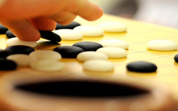 围棋:指尖上的战争图片