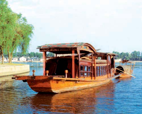 """南湖""""红船""""图片"""