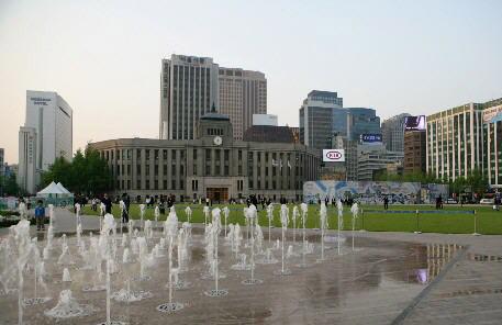 韩国首都首尔+政治,经济
