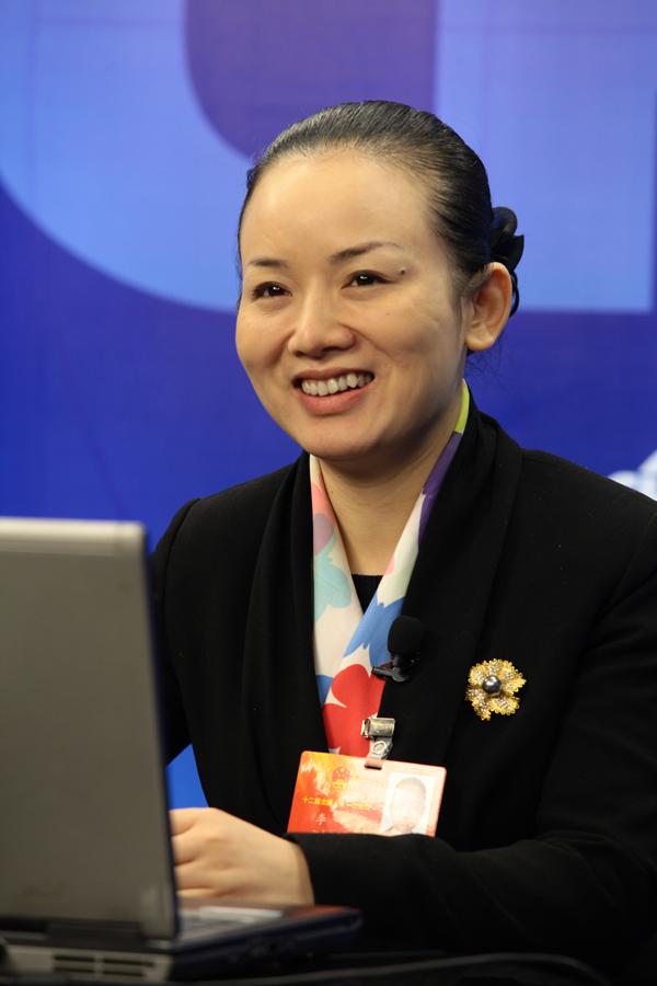 美丽家园李晖曲谱_湖南省怀化市市长李晖接受中国日报网专访