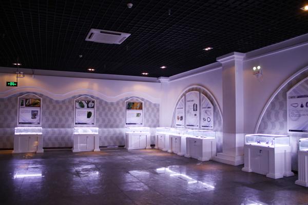 珠宝玉石展展台设计