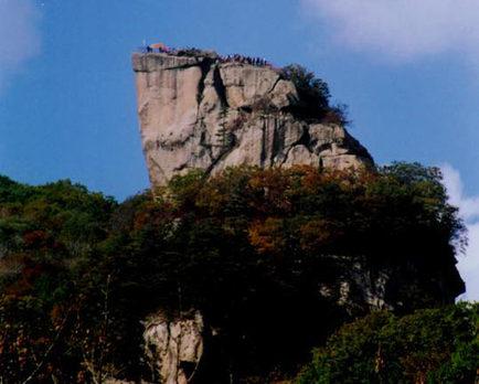 丹东天华山风景名胜区