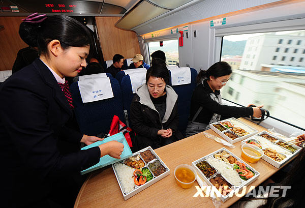 青岛到北京高铁特等座
