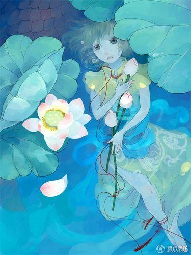 出众的画技以及可爱的外表受到日本读者疯狂喜爱