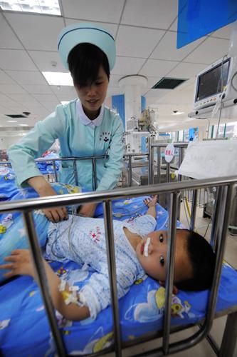 5月18日,湖南省儿童急救中心在位于长沙的湖南省儿童医院正式挂牌